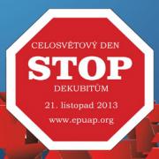 STOP dekubitům – 21. 11. 2013