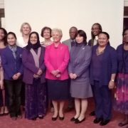 WHO – Globální fórum vládních hlavních sester 2014