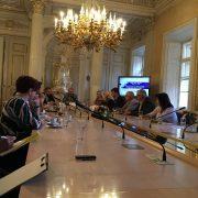 Kulatý stůl natéma: Zhodnocení změny vzdělávání všeobecných sester