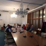 Kulatý stůl natéma Zvyšování kompetencí všeobecných sester adětských sester vdomácí péči