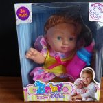 Stanovení nebezpečného výrobku: panenka Baby MYLOVELY DOLL, NO.1019
