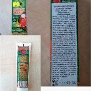 Stanovení nebezpečného výrobku: Ϻуравьивит, Красная икра, 70 g, Gel – balzám mravenčí natělo sčerveným kaviárem