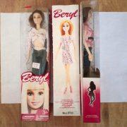 Stanovení nebezpečného výrobku: panenka Beryl, NO. L5723