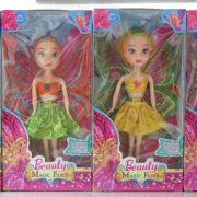 Stanovení nebezpečného výrobku: panenka Beauty MAGIC FAIRY