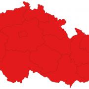 Šíření onemocnění covid-19 má vevšech krajích komunitní charakter