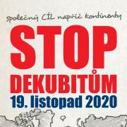 Světový den STOP dekubitům proběhne letos bez Kulatého stolu