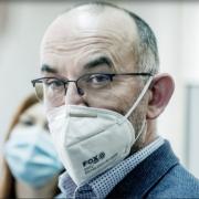 Ministr Jan Blatný byl hostem Dvaceti minut Radiožurnálu