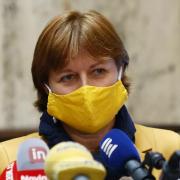 Jarmila Rážová: Návrat kečtvrtému stupni rizika jevelmi reálný