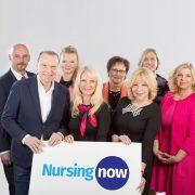První zpráva oaktivitách Nursing Now vČR