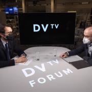 Ministr zdravotnictví Jan Blatný byl hostem DVTV