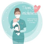 Poděkování všem porodním asistentkám