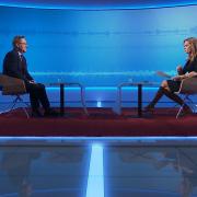 Ministr Petr Arenberger byl hostem Interview ČT24