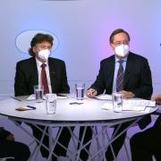 Ministr zdravotnictví Petr Arenberger byl hostem nedělních Otázek Václava Moravce