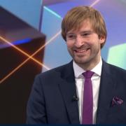 Ministr Adam Vojtěch byl hostem Partie Terezie Tománkové naCNN Prima News